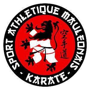 logo sam karate
